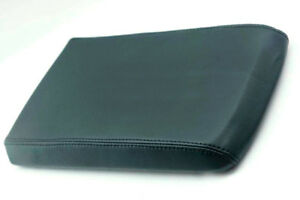 Fits 02 04 Ford Explorer Synthetic Leather Armrest Center Console Cover Black