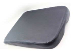 Fits 02 08 Dodge Ram Synthetic Leather Armrest Center Console Cover Black