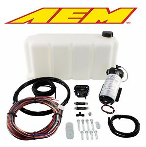 Aem 30 3301 V2 Water Methanol Injection Kit 5 Gallon Reservoir Internal Map