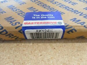 Masterdrve Ak124h Sheave Pulley Single Groove 12 1 4 Od For A Belt