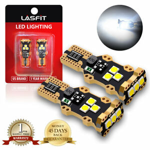 Error Free Lasfit T15 Led Reverse Backup Light Bulbs 921 912 For Gmc Ford Chevy