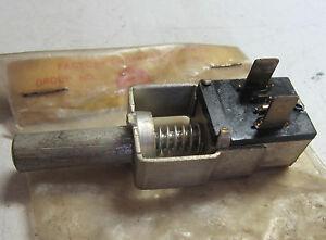 1958 1962 Amc Rambler Rebel Ambassador American Nos Automatic Kickdown Switch