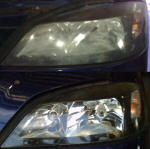 Glassylite Headlight Lens Restoration Kit Restore Polish Headlamp Glassylight H4