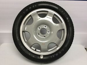 2015 2017 Ford Mustang Gt Nspare Tire 18 Inch Aluminum T185 55r18 Oem