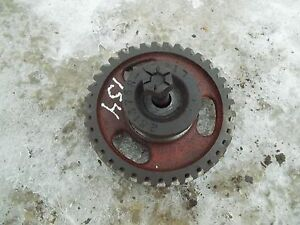 International Cub 154 Lo Low Boy Tractor Ih Ihc Engine Motor Timing Gear Idler