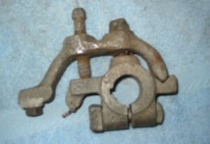 Olds Type A 1 1 2 Hp Latch Out Assembly Stationary Hit Miss Gas Engine Vintage