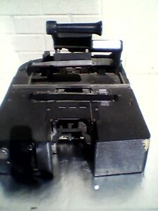 Addressograph Stamping Machine Insert Address Plates And Stamp Envelopes Etc
