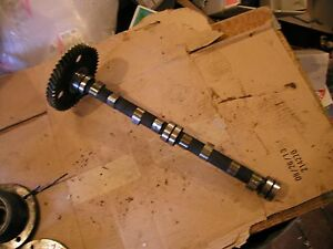 Allis Chalmers B Ib C Tractor Ac Good Engine Motor Camshaft Cam Gear