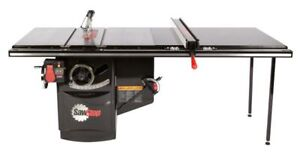 Sawstop Ics73600 36 7 5hp Industrial Table Saw 36 T glide Fence