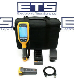 Fluke Ti125 Thermal Imaging Infrared Ir Camera Imager Ti 125