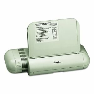 Swingline 2 Hole Punch Electric Paper Punch Commercial 28 Sheets Brand New