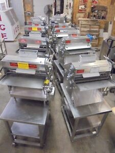 Dough Rollers Sheeters Pizza Rollers Acme Mrs 11 Ten Rollers 14 000 00