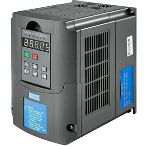 1 5kw 110v Variable Frequency Drive 2hp Vfd Close loop Inverter Single Phase