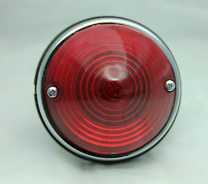 Classic Ferrari 250 Gt Gto Tail Light Rear Brake Light Assembly Red Brand New