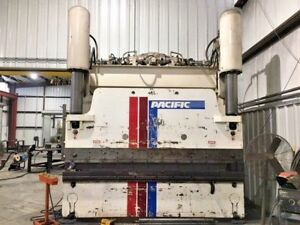 Pacific 300 Ton X 12ft Press Brake 36 Stroke