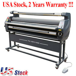 Usa 110v Entry Level 63 Full Auto Wide Format Laminator Laminating Machine