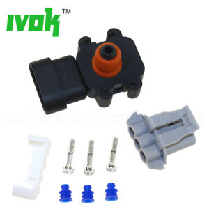 2 Bar Map Sensor Connector Plug For Commodore Ls1 Vt Vx Vy Supercharged Turbo