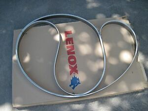Lenox Classic Pro Band Saw Blade 21 1 X 2 X 0625 5 Tpi New In Box