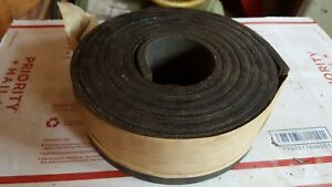 Rubber Steam Engine Hit Miss Machinery Pulley Flat Belt 3 Wide 12 Long