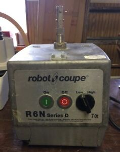 Robot Coupe R4n Food Processor