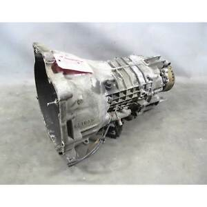 Bmw E30 3 Series E28 5 Series 5 Speed Manual Transmission Gearbox W Overdrive Oe