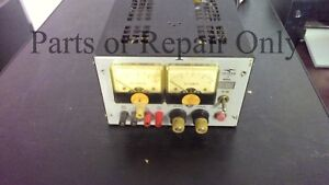 Trygon Dc Power Supply Hr40 7 5b For Parts Or Repair free Shipping