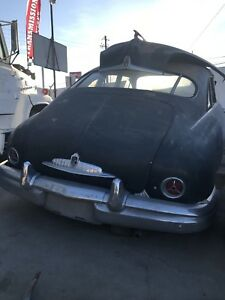 1949 Lincoln Cosmopolitan Project Car Selling As Whole For Parts Or Project