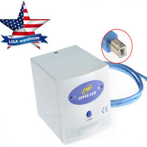 Dental X ray Film Viewer Reader Digitizer Scanner Box Usb 2 0 Super Cam M 95