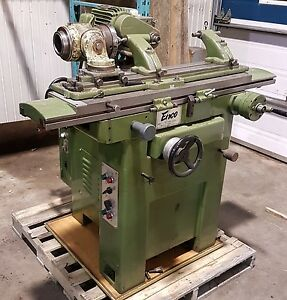 Enco Tool And Milling Cutter Drill End Mill Grinder Sharpener Makino