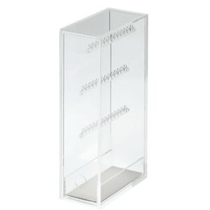 Muji Acrylic Japan Case For Necklace Earring Stand Holder Display Japan F s Jp