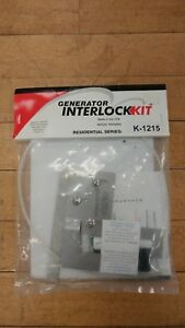Interlockkit K 1215 Generator Interlock Kit