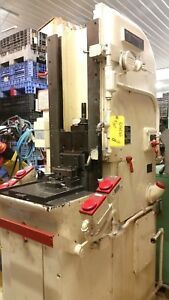 American Hydraulic Broaching Machine T 6 24