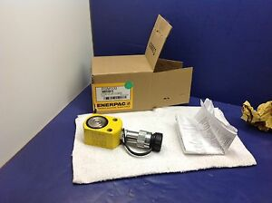 Enerpac New Rsm 100 Hydraulic Cylinder 10 Tons 7 16in Stroke