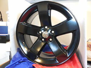 18 X7 Dodge Chrysler Oem Wheel Tires 300c 300 Magnum Charger Challenger Factory