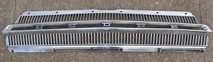 1964 Dodge Dart Grille Gt Nice 64 Convertible Wagon