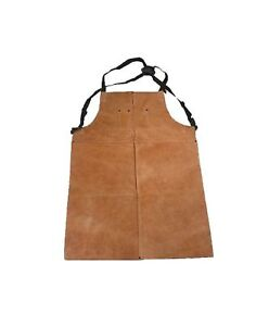 Shark 14524 Leather Welding Apron 24 inch X 36 inch Brown