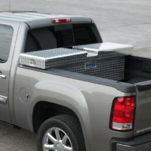 Truck Bed Storage Box Pickup Multi Tool Organizer Pick Up Toyota Ford Chevy Dodg
