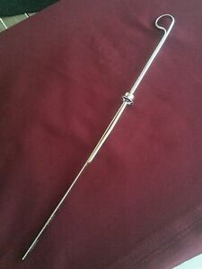 Chrome Plated Volvo 1800 P1800 S E Es Amazon 122 144 B18 B20 Oil Dipstick