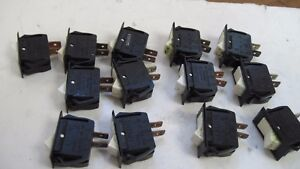 Carling Rocker Switches S2160 1
