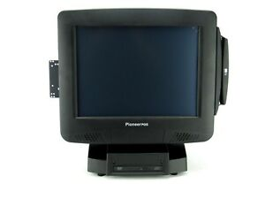 Pioneer Pos Magnus Touch Point Of Sale Terminal W Dvd Rom New