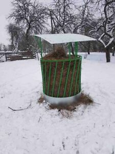 Feeder For Cattle For Sheep And Horses