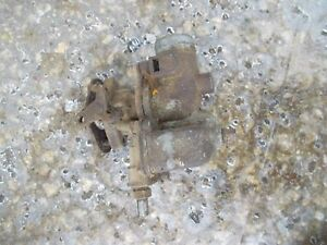 International Cub 154 Low Boy Tractor Ih Ihc Zenith Carburetor Assembly