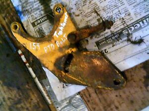 International Cub 154 Low Boy Tractor Ih Power Take Off Pto Tightener For Belt