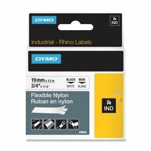 Dymo Rhinopro Flexible Wire And Cable Label 20556