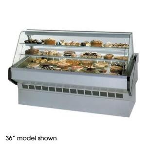 Federal Sq 4b Market Series 48 Non refrigerated Bakery Case