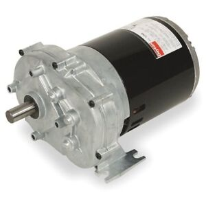 1 4 Hp 6 Rpm 115v Dayton Ac Parallel Shaft rotisserie gear Motor 5k933