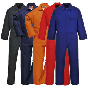 Portwest Ce Safe welder Coverall Welding Overall Flame Resistant C030
