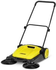 Industrial Push Broom Dust Sweeper Floor Cleaner Household Patio And Amp Usa