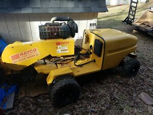 2005 Rayco Rg1625a Stump Grinder Tree Wood Chipper