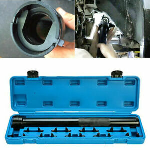 Auto Car Truck Inner Tie Rod Tool Installer Remover Crew Foot Wrench Tools Set